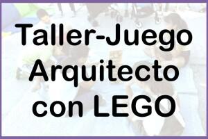 Taller Arquitecto LEGO